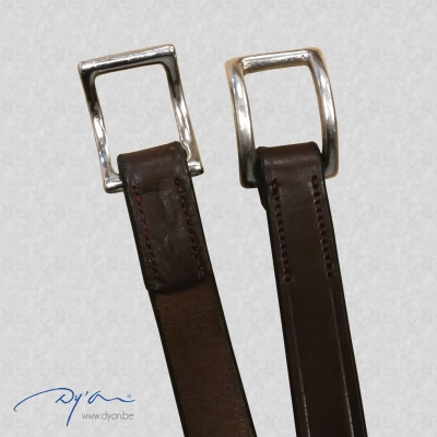 "Dy'on Teugels ""Monkey Buckle"""
